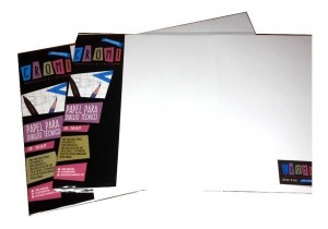 Papel Para Dibujo Tecnico A3 150gr X10
