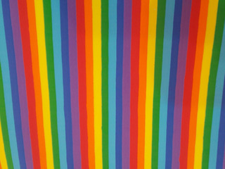 Goma Eva Rayada Multicolor Fluo