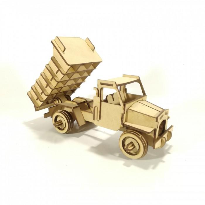 Camion De Carga 28cm de Fibrofacil