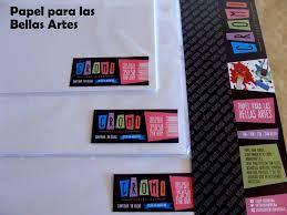 Papel Para Bellas Artes A3 210gr X10