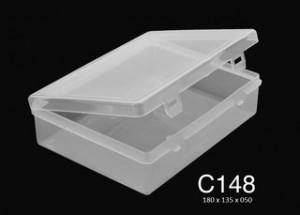 C148 9x Sin Div T/reb 18x13.5x5 Cm