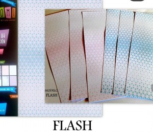 Papel A4 Multifuncion 150gr Flash X10 U X Color