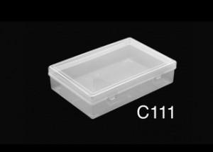 C111 Sin Div T/reb Pp 18x12x4,3cm