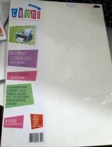 Papel Premium ilustracion Glossy acabado brillamte por 25 hojas a4 210 gramos