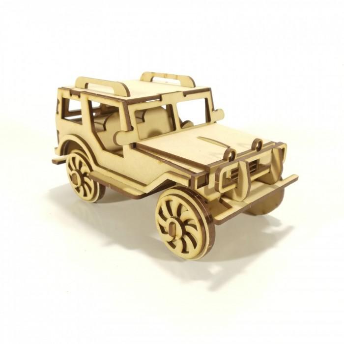 Jeep 20cm de Fibrofacil