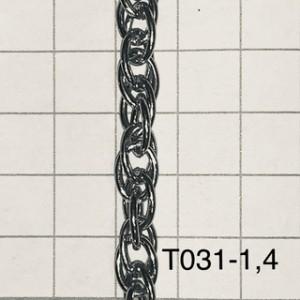 Cht031-1,4 Cadena De Hierro X Metro Alambre De 1,4mm