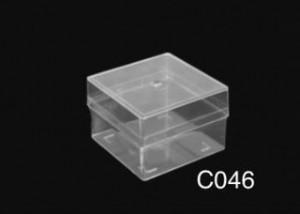 C046 Caja De Ps Tapa Alta 10.5x10.5x7.5