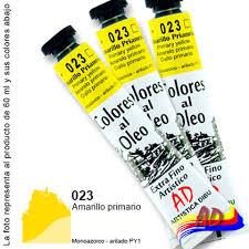 Colores Al Oleo 60 Ml