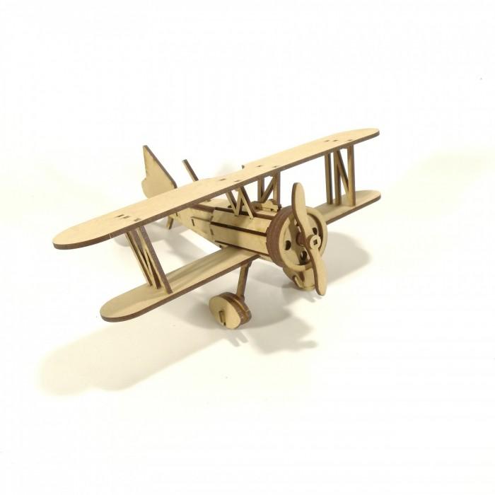 Aeroplano 27cm de Fibrofacil