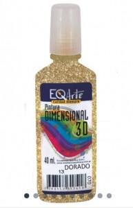 Dimensional 3d Glitter X 40 Cc