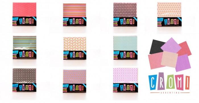 Papel Para Origami 15x15cm 36u (pack 1a10)