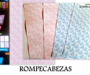 Papel A4 Multifuncion 150gr Rompecabezas X10 U X Color