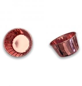 Pirotines Rosa Metalizado