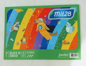 Block Color Nro 5 20 Hojas