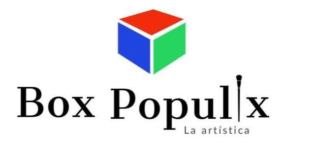 BoxPopulix Librería Artística